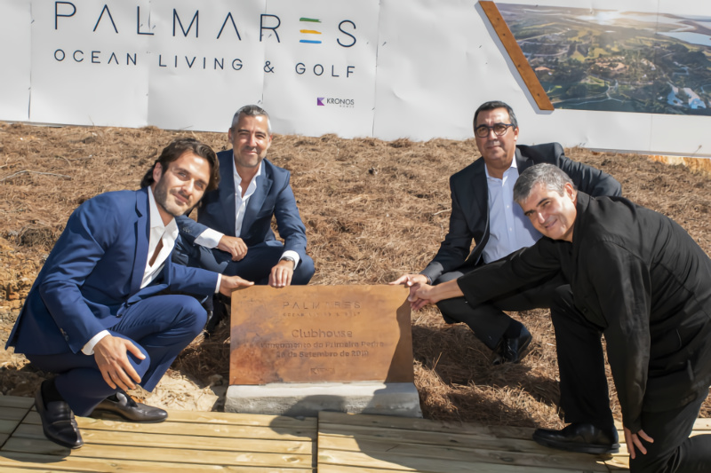 Palmares Clubhouse project launch