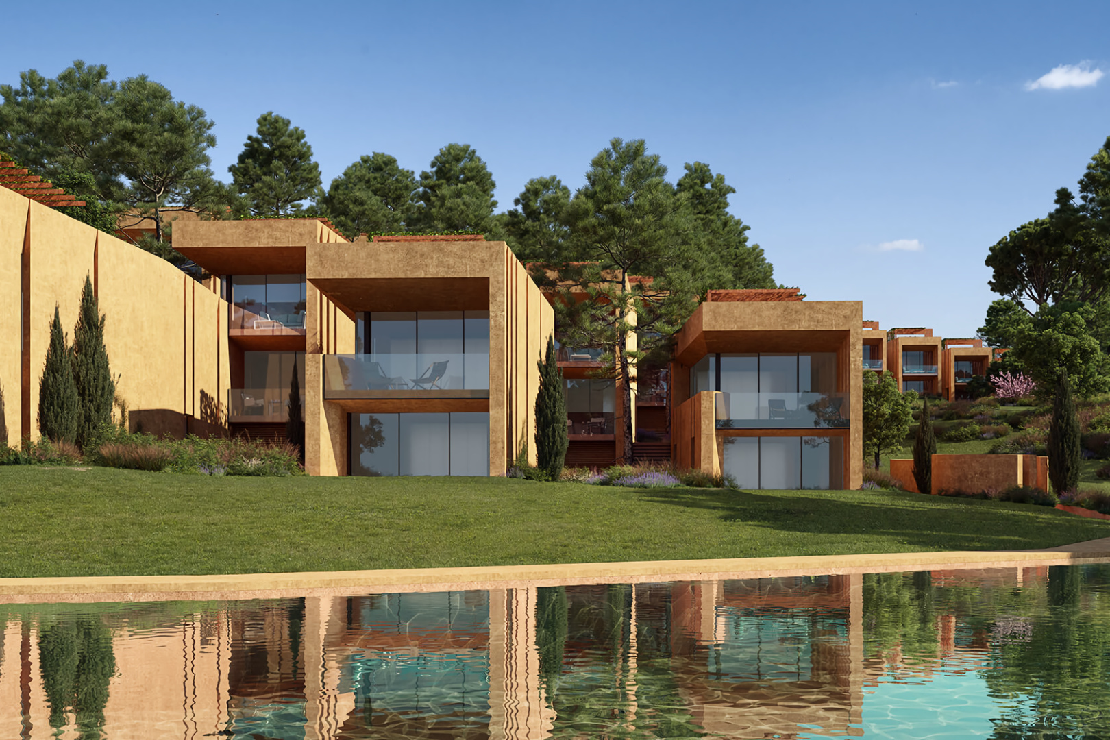 Apartments for sale at Palmares Resort