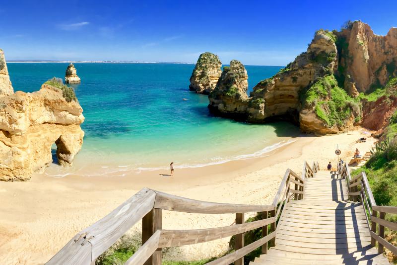 Praia Camilo Lagos