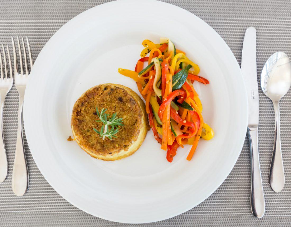 Restaurant Palmares dish