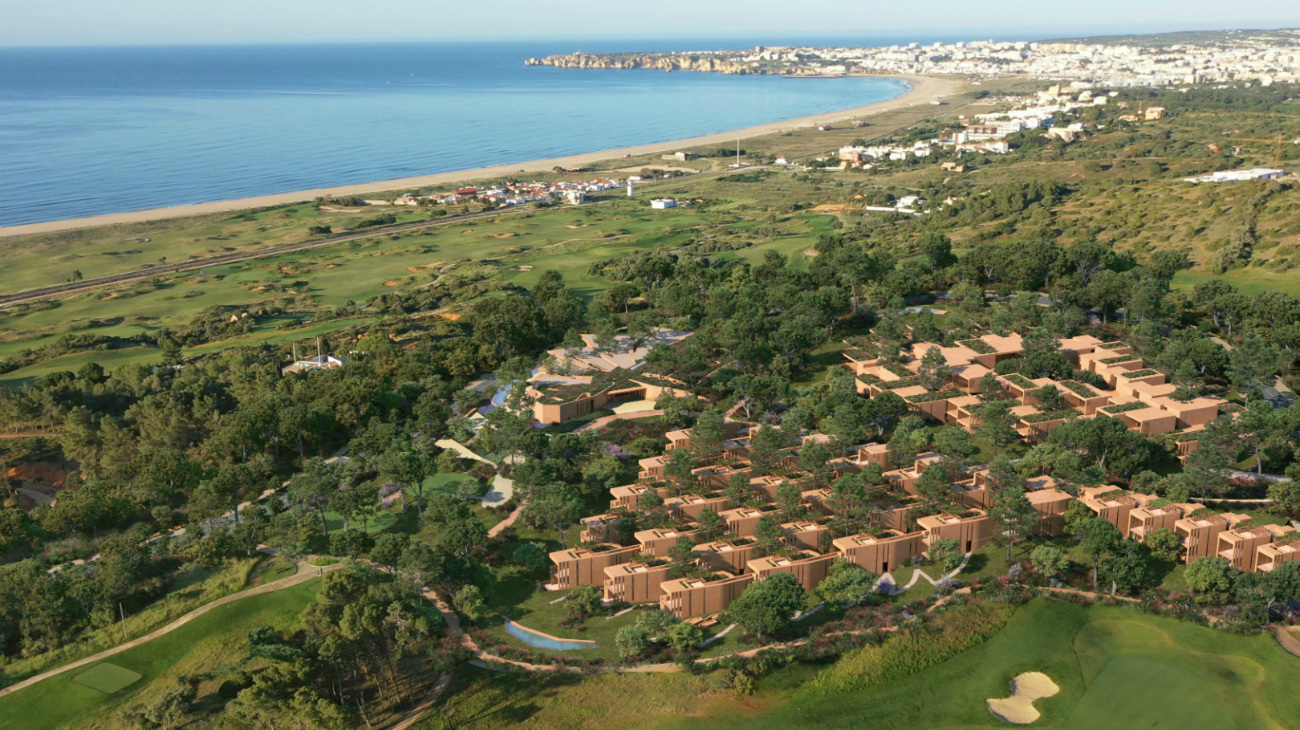 Palmares Resort in Lagos, Algarve